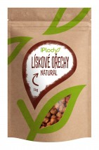 Lískové ořechy natural