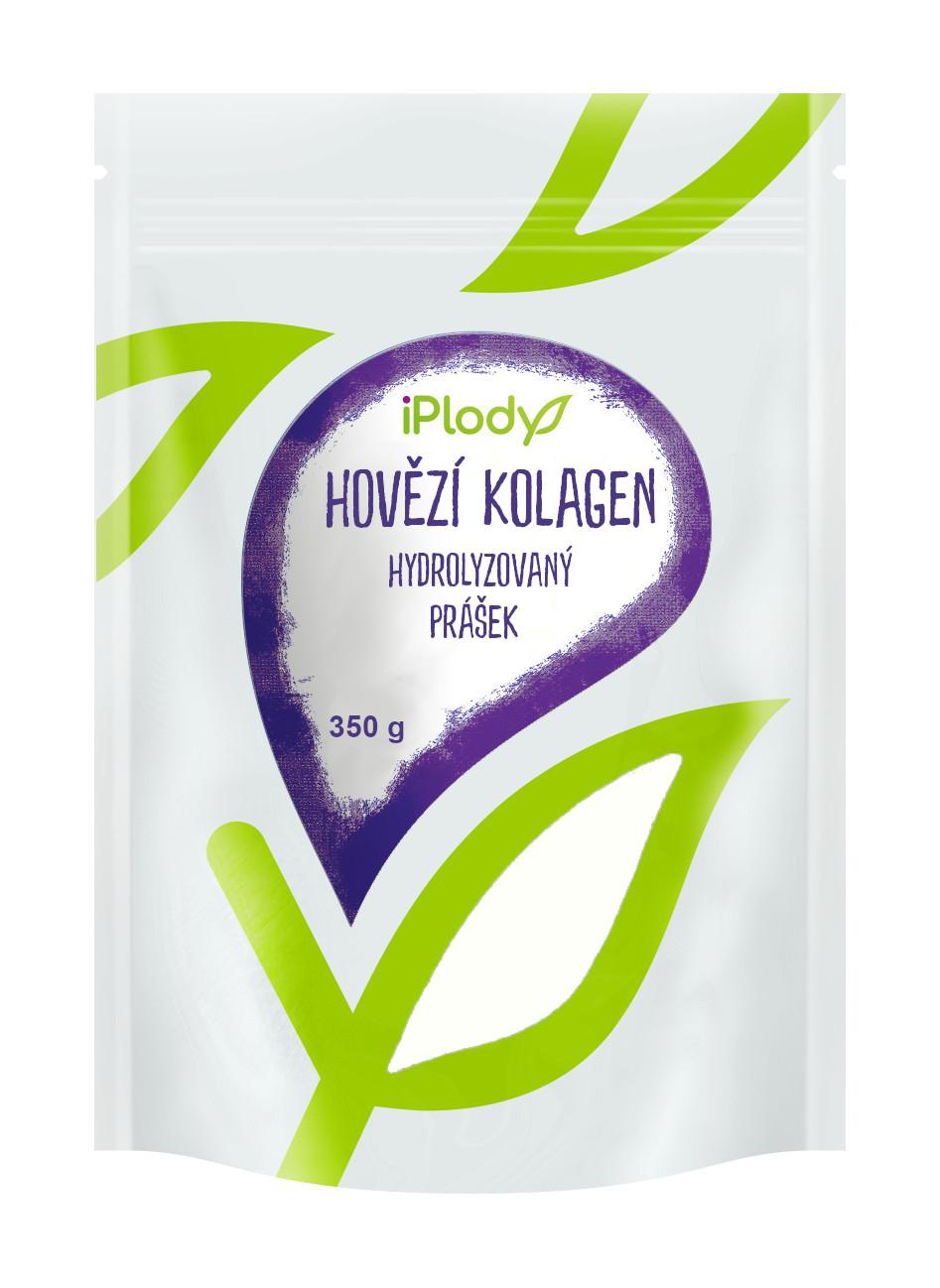 iPlody Hovězí kolagen hydrolyzovaný, prášek 350 g